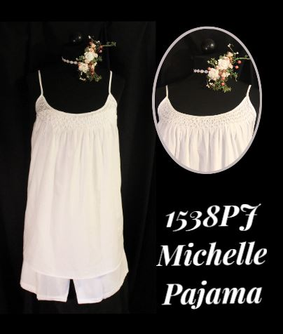 1538PJ Michelle Pajama