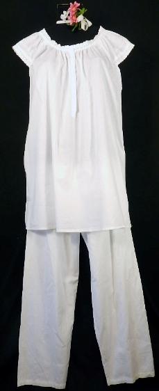 319-1 Capsleeve Pajama Set