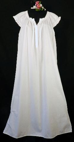 319K Capsleeve Gown