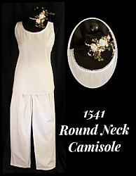 1541 Round Neck Camisole