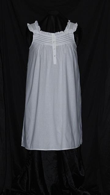1291-38  Pintuck Short