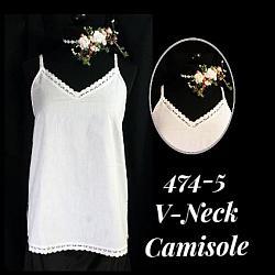 474-5 V-neck Camisole